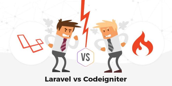 Laravel vs. CodeIgniter: Which PHP Framework Should You Choose?